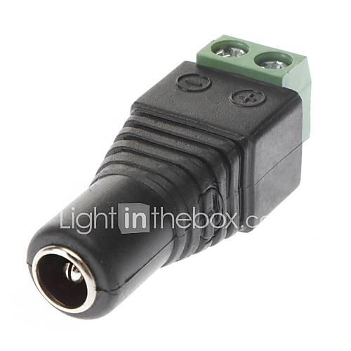 Femal LED-Streifen-Lampe Draht-Verbindungsstück
