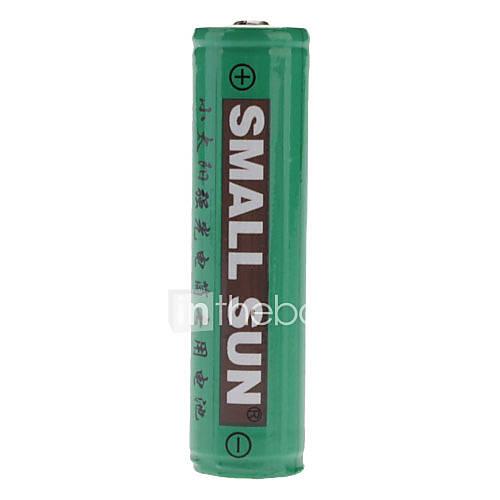 Small Sun 18650 3.7V 2400mAh Rechargeable Li-ion Batteries