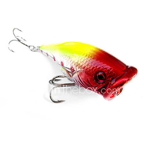 Trulinoya-Hard Mini Bait Popper 67mm/11g Fishing Lure