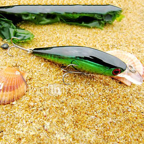 Trulinoya-Hard Mini Bait Minnow 89mm/10g/0-1.5m Fishing Lure