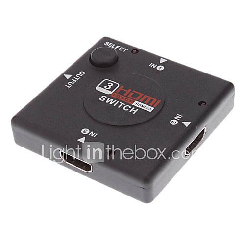HDMI1.3 1080P Mini Switch