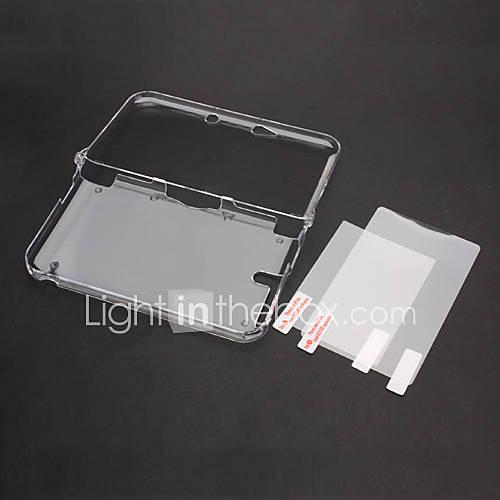 Cover trasparente Crystal Case con top