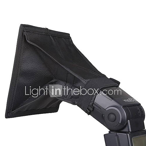 Digitale SLR-Kamera Blitzlicht Diffuser SoftBox 8x15cm