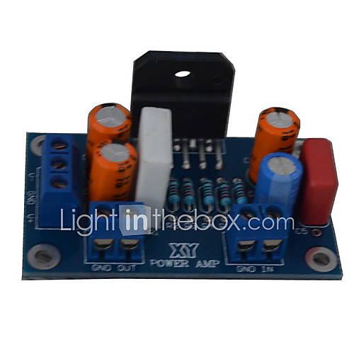 LM3886TF Amplificatore consiglio fai da te