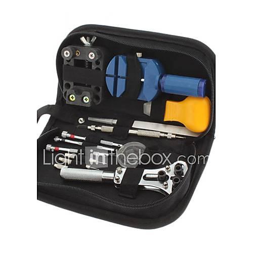 Kits y Herramientas de Reparación Metal #(0.56)Watches Repair Kits#(20 x 10.5 x 4.5) Descuento en Miniinthebox