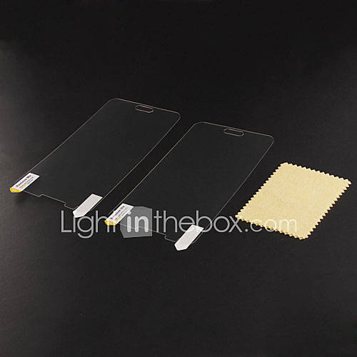 3PCS Frosted Films schermo per Samsung
