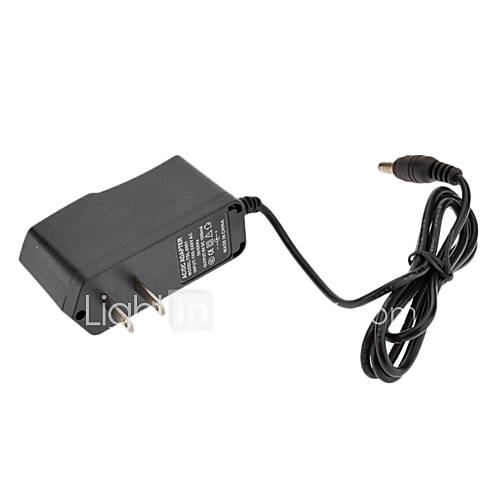 9V 1A Power Adapter Charger For (For Arduino)  (120Cm Cable)
