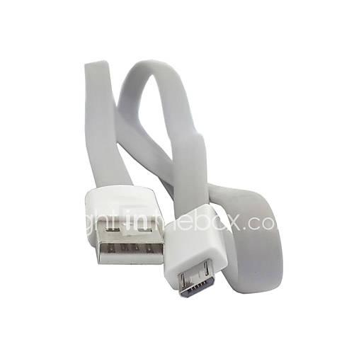 Colore grigio Micro USB 5Pin Maschio