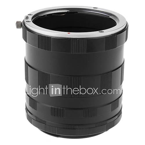 Macro Extension Tube / Ring für Canon SLR / DSLR Kameras
