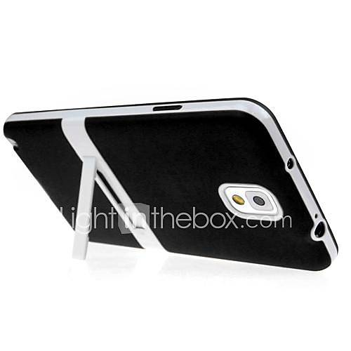 Enkay protection en TPU couverture de cas avec support pour Samsung Galaxy Note N9000 3