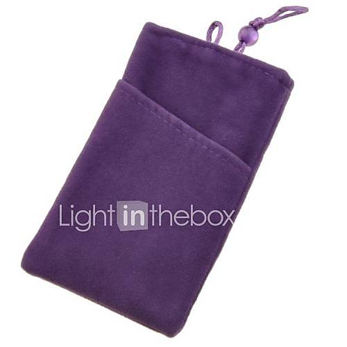 Case For iPhone 4/4S Apple Pouch Bag Soft Textile for iPhone 4s/4