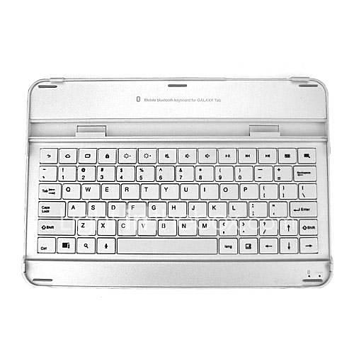 Drahtlose Bluetooth v3.0-Tastatur für Samsung Galaxy Tab 2 P5100 / P7500