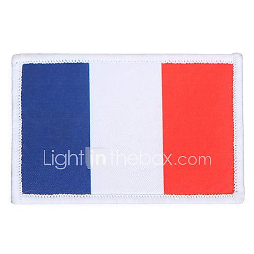 Aufwändige Nation Flagge Army Band High Quality (Frankreich)