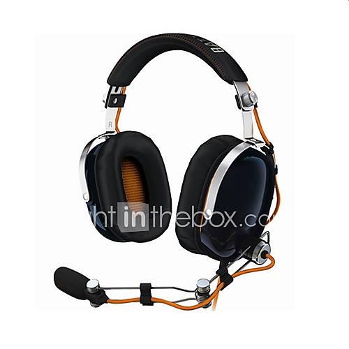 Gaming Over-Ear-Kopfhörer mit Mikrofon und Noise Reduction