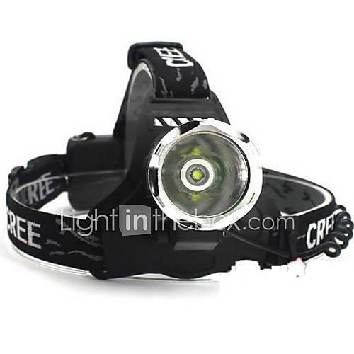 CREE T6 Ultra Bright Camping-Kopf-Lampen