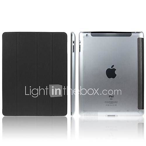 Smart Case Enkay cure-dents Texture protection PU en cuir pour iPad 2/3/4 (couleurs assorties)