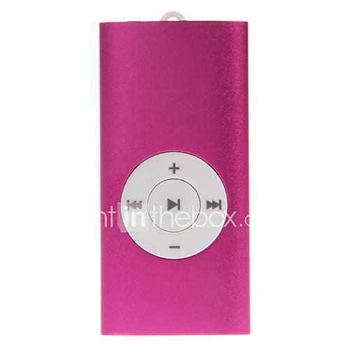 Super-Mini-portable klassische runde Taste MP3-Player (mit-11)