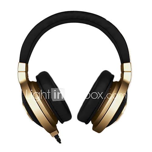 Razer Gaming Over-Ear-Kopfhörer (Gold)