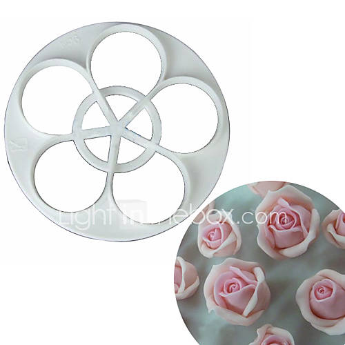 6 Eco-Friendly For Cupcake / For Chocolate / For Cake Silicone Baking Mold