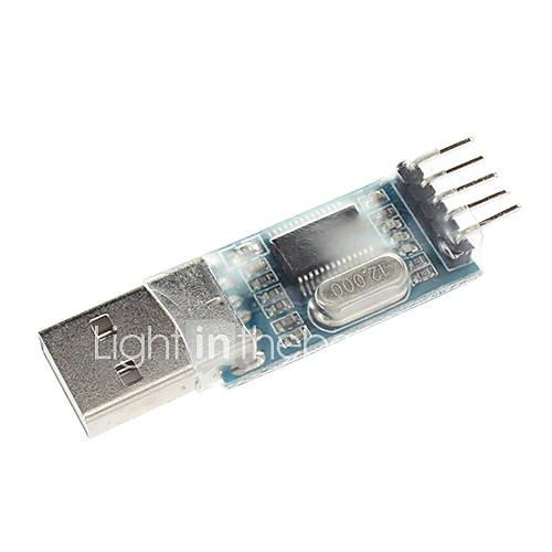 PL2303 USB a RS232 adaptador del convertidor de la TTL Descuento en Miniinthebox
