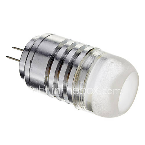G4 3W COB 6000K Cool White Light LED Leuchtmittel für Autolampen (DC 12V)