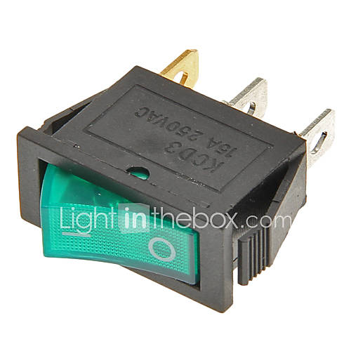Rocker Switch 3-pin ON / OFF