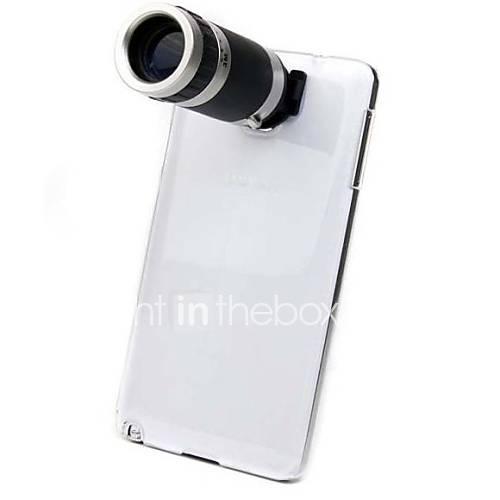8X Teleskop-Kameraobjektiv mit Fall-und Bügel für Samsung Galaxy Note N9000 3
