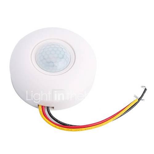 140 Grad Menschlicher Körper IR-Sensor-Schalter für LED-Controller (3,6 A 220V)