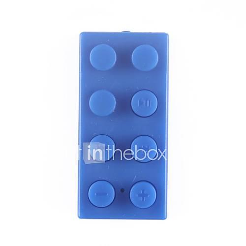 TF Card Reader MP3-Player LEGO Stil