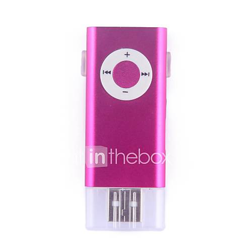 TF Card Reader MP3-Player mit USB-In Line