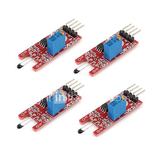 szwd01 diy digitale Temperatur-Sensormodul zur (für Arduino), Messtemperaturbereich -55 ~ 125 ℃