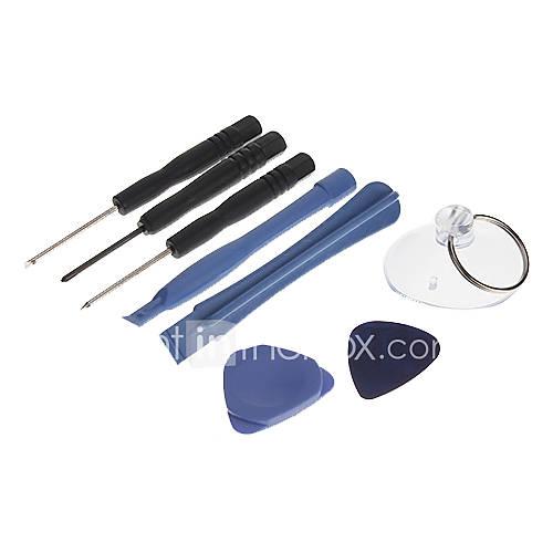 Kit de herramienta de la palanca 8-en-uno de reparación para iPhone / iPad / iPod Descuento en Miniinthebox