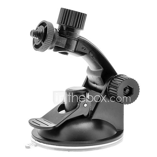 Windshield Suction Cup Mount Holder Flexible Tripod Stand DV GPS Webcam Camera