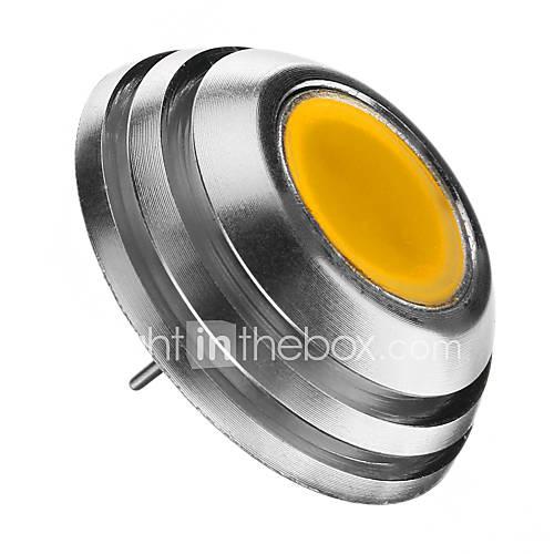 2W 3000 lm G4 LED Globe Bulbs 1pcs leds COB Decorative Warm White DC 12V
