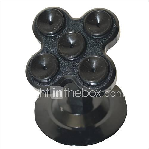 Multifunctional Car / Desktop 360 Degree Rotation Suction Cup Phone Holder