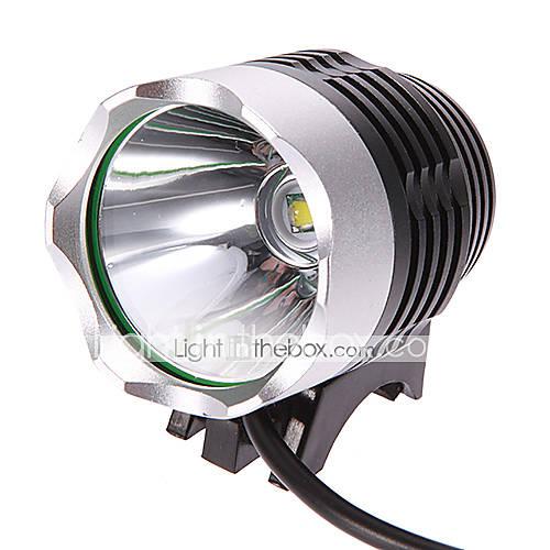 M7087 3-Mode 1xCree XM-T6 L2 Wiederaufladbare Bike Light (4x18650, 900LM)