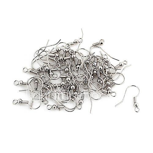 Plata de la aleación durable Ganchos 100 piezas / bolsa Miniinthebox por 2.93€