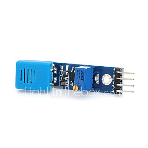 K1208061  DIY Analog Output Humidity Detection Sensor Module for (For Arduino)