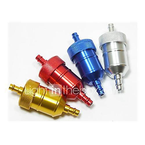 1 PCS CNC ATV Engine Parts Aluminum Fuel Filter for Dirt Pit Pocket Bike Motocross Oil Filter