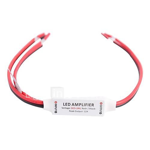 Mini-LED-Verstärker für Single Color 5050 3528 5630 SMD Strip (24V 12A 288W)