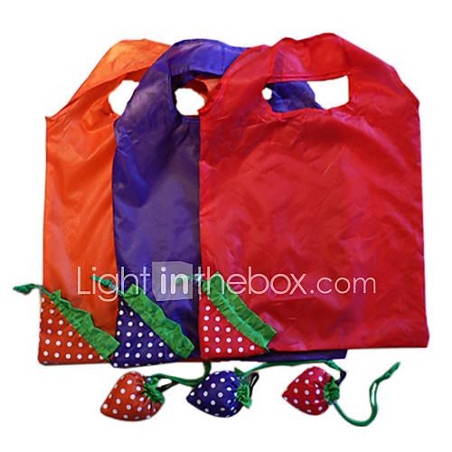 Umweltfreundliche Wasserdicht Sonder Muster Folding Einkaufstasche (zufällige Farbe)