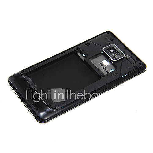 Ersatz Handy-Rahmen Plate Special-Design für Samsung Galaxy S2 I9100