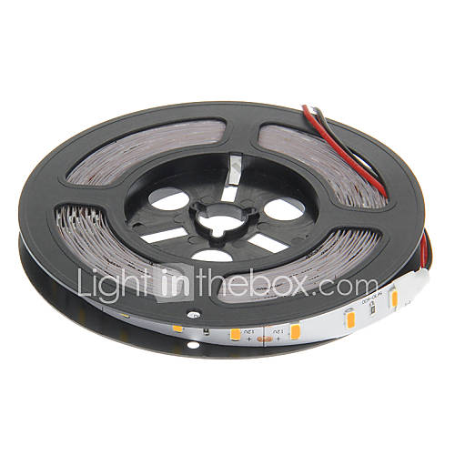 5m Strip Light 300 LEDs Warm White