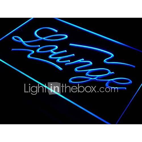 I445 Lounge Bar Pub Club Cafe OPEN-Neonlicht-Zeichen