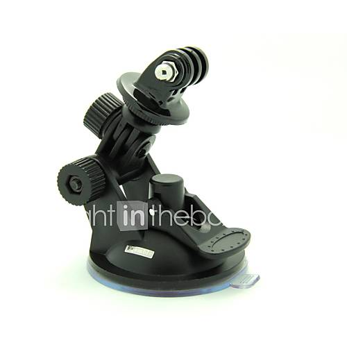 Egamble Suction Cup Mount/Holder For Gopro Hero 3 Gopro Hero 3 Gopro Hero 5 Auto Snowmobiling Motorcycle Bike/Cycling