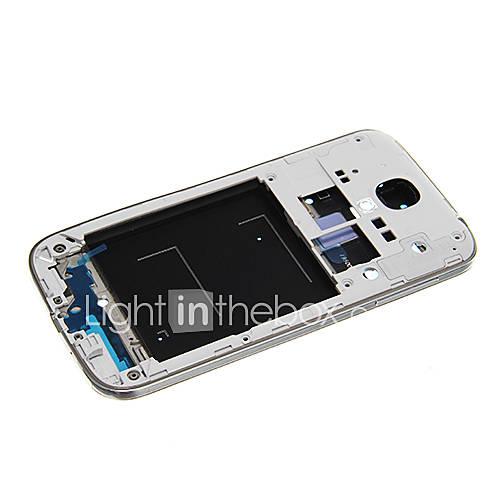 Ersatz Handy-Rahmen Plate Special-Design für Samsung Galaxy I9500 S4