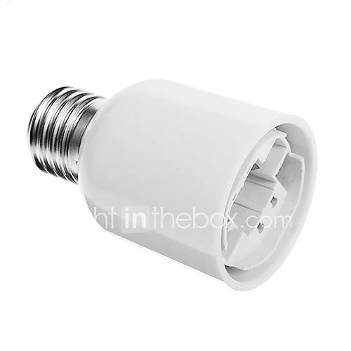 Um E27 G24 LED Leuchtmittel Sockel Adapter