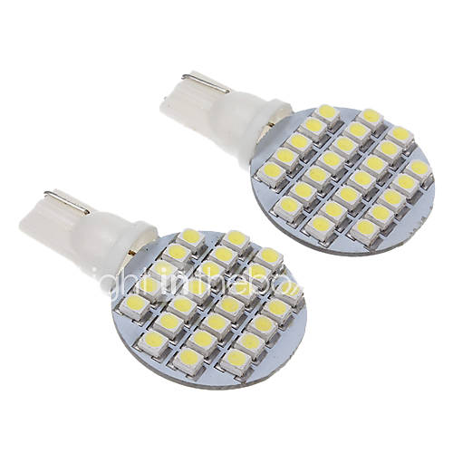 t10-3w-24-led-240lm-6000k-3528smd-cool-white-light-led-lamp-voor-in-de-auto-12v-2-stuks