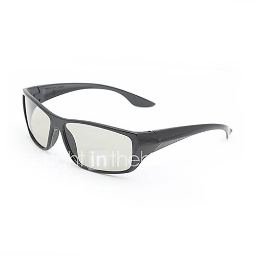 MK Polarized Light Passive Patterned Retarder 3D Glasses for RealD Cinema