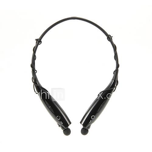 HBS 700 sport casque bluetooth stéréo tour de cou à la mode avec microphone pour les téléphones cellulaires / iphone lg / samsung / htc